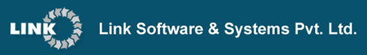 Link software and systems logo